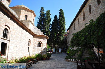 Klooster Evangelistria Skiathos | Skiathos Sporaden Griekenland foto 13 - Foto van De Griekse Gids