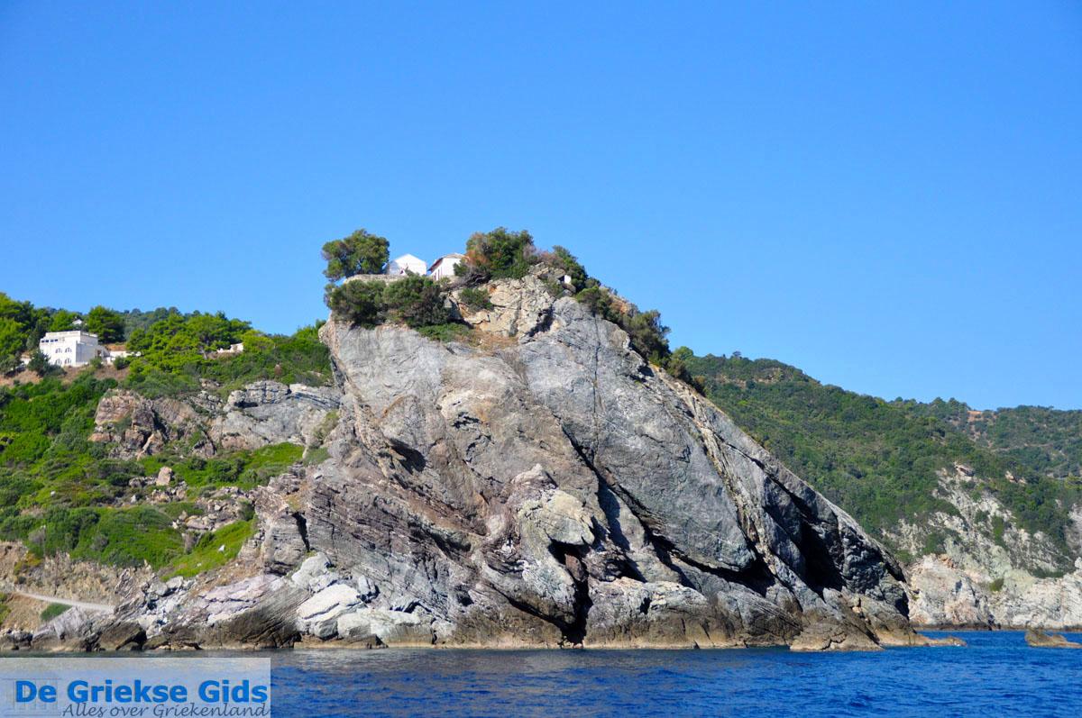 foto Agios Ioannis Kastri   Mamma Mia kerkje Skopelos   Sporaden Griekenland 4