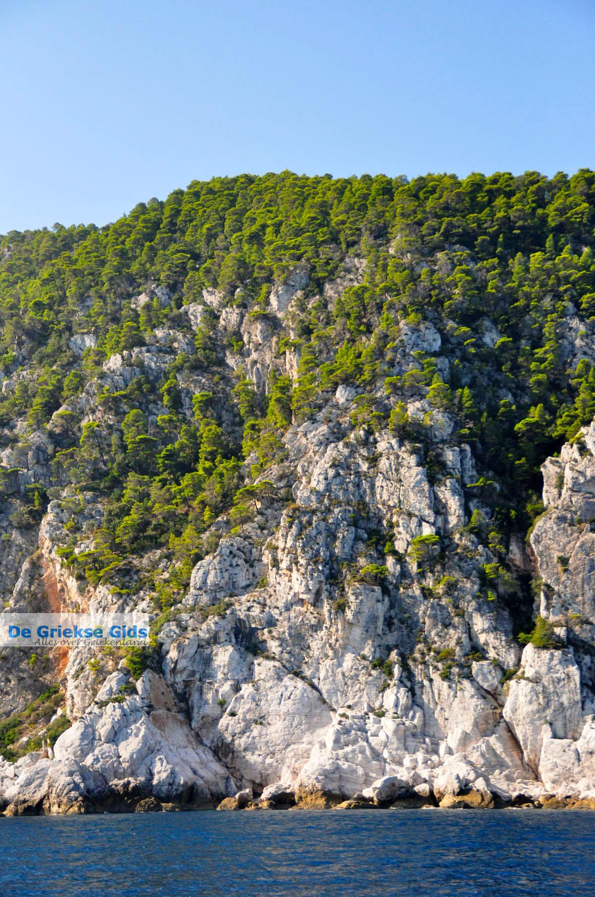 foto Agios Ioannis Kastri | Mamma Mia kerkje Skopelos | Sporaden Griekenland 12