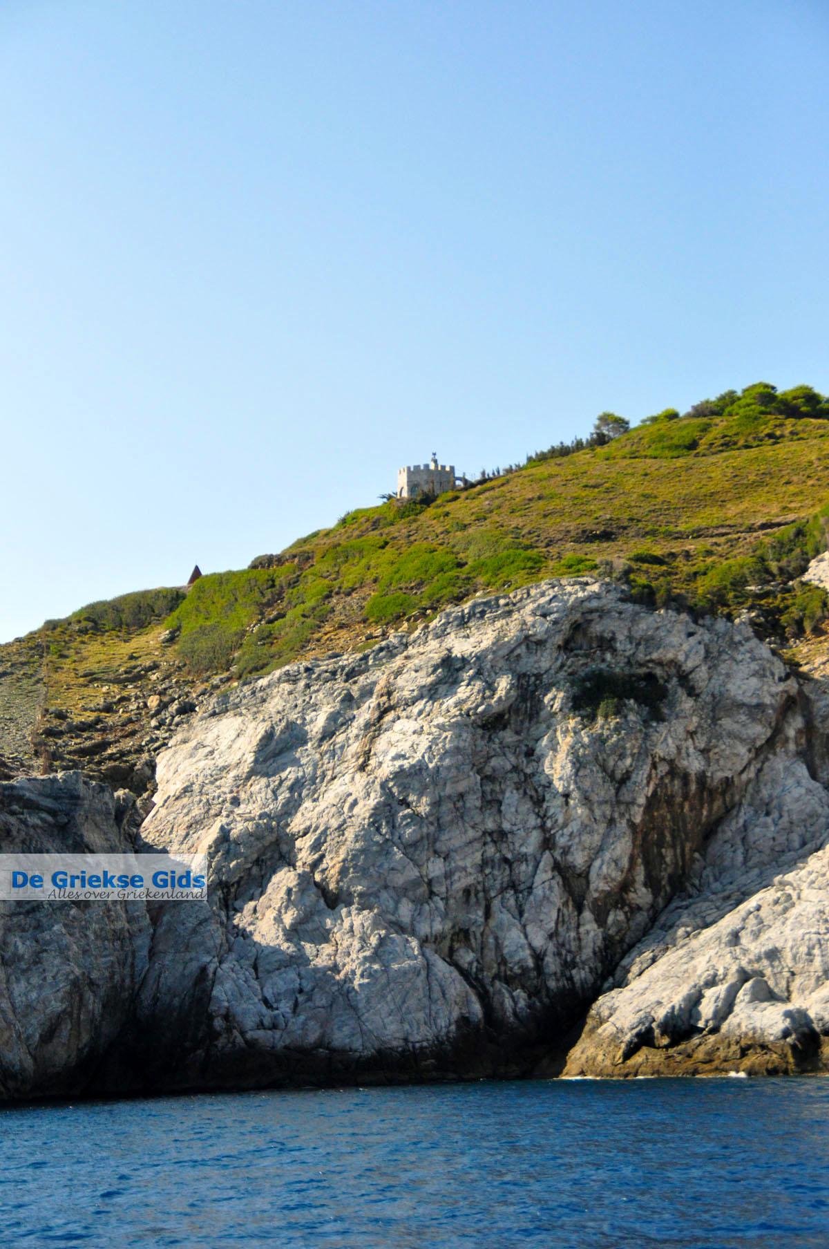 foto Agios Ioannis Kastri | Mamma Mia kerkje Skopelos | Sporaden Griekenland 18