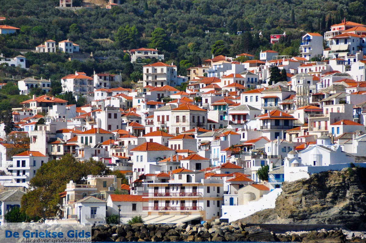 foto Skopelos stad | Sporaden Griekenland foto 3