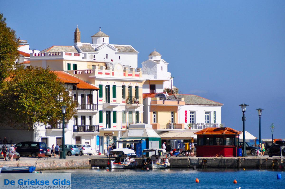 foto Skopelos stad   Sporaden Griekenland foto 16