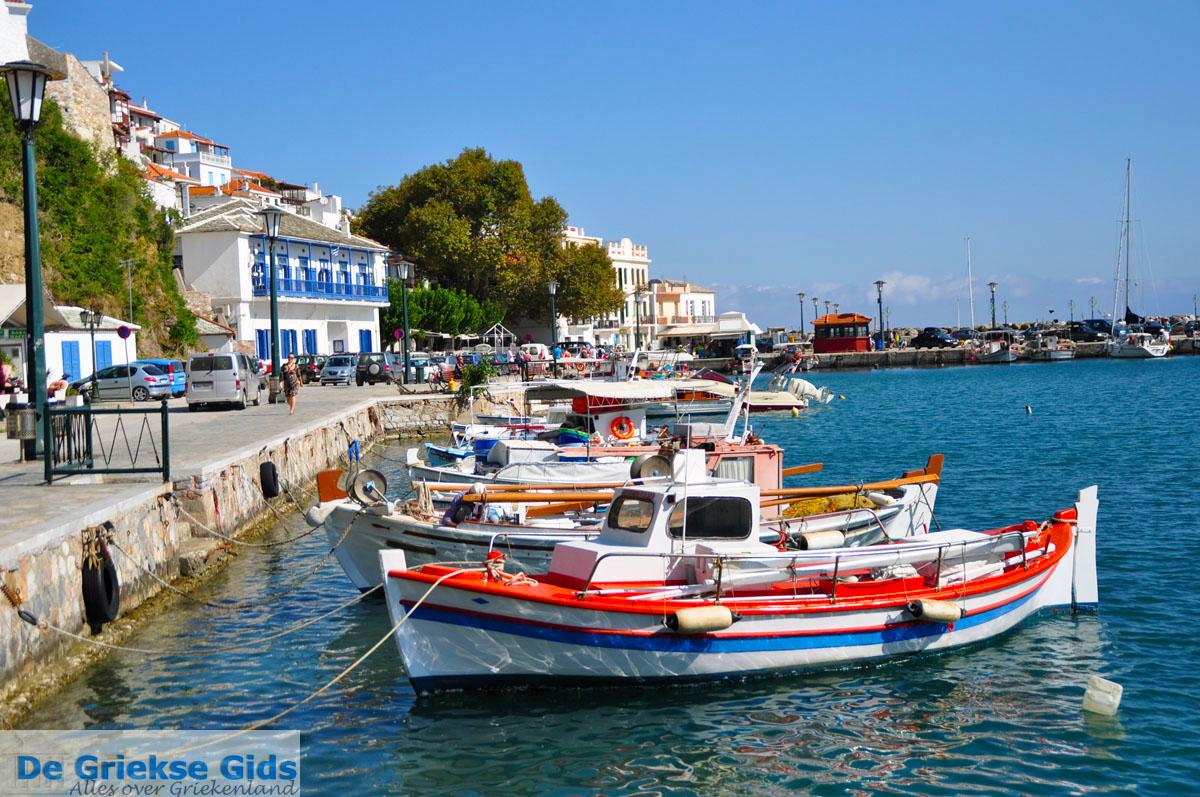 foto Skopelos stad | Sporaden Griekenland foto 17
