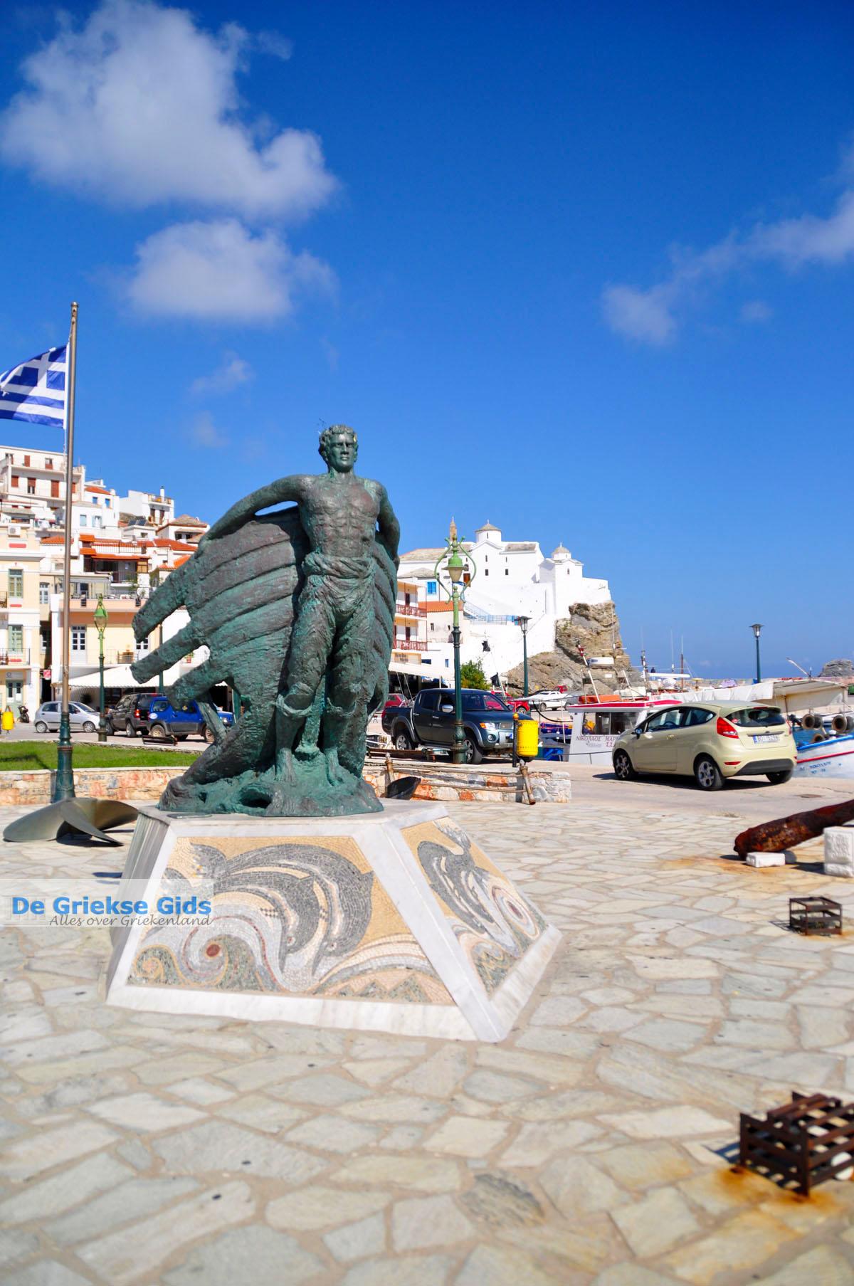 foto Skopelos stad   Sporaden   De Griekse Gids foto 18