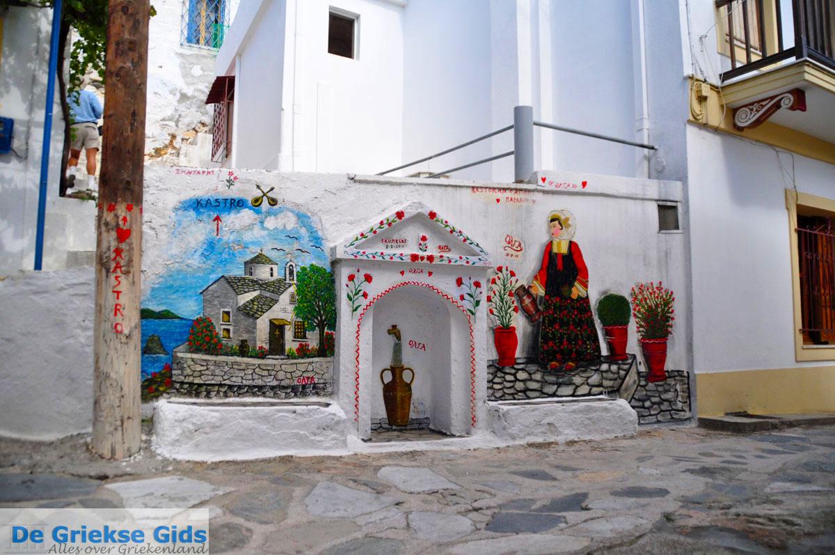 foto Skopelos stad | Sporaden Griekenland foto 47