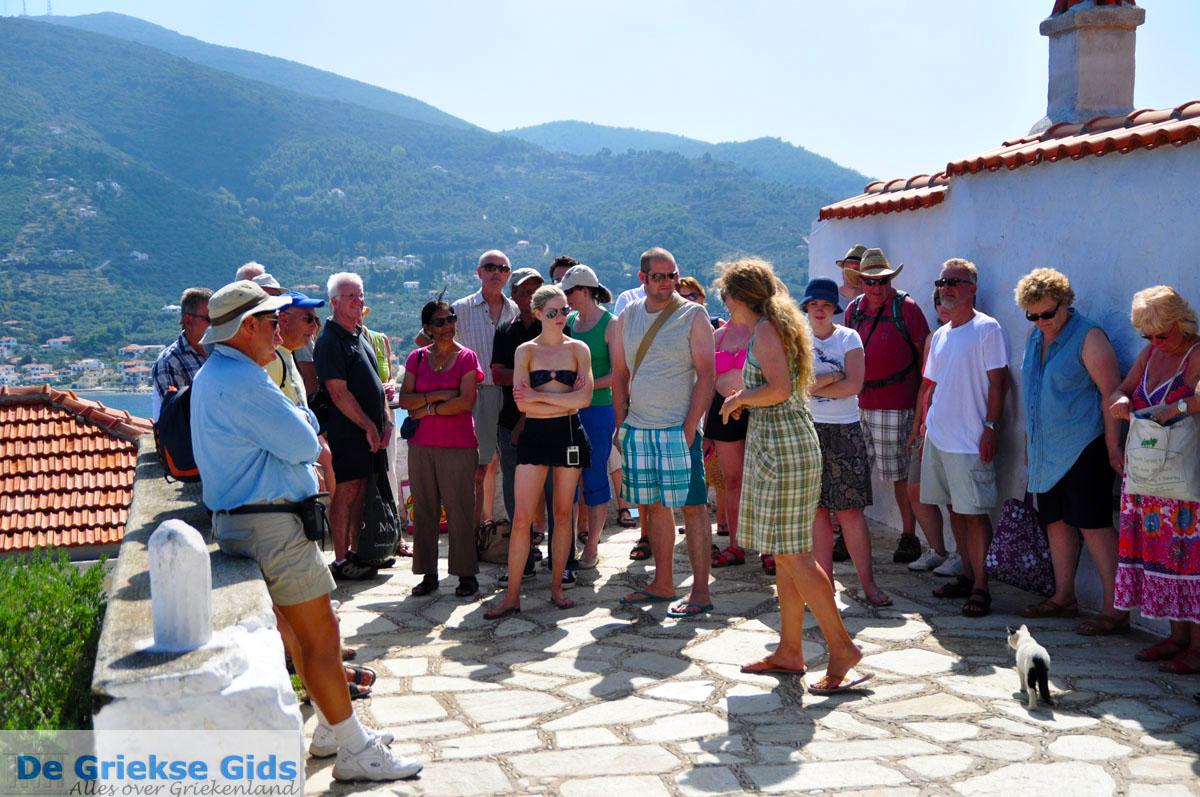 foto Skopelos stad   Sporaden Griekenland foto 51