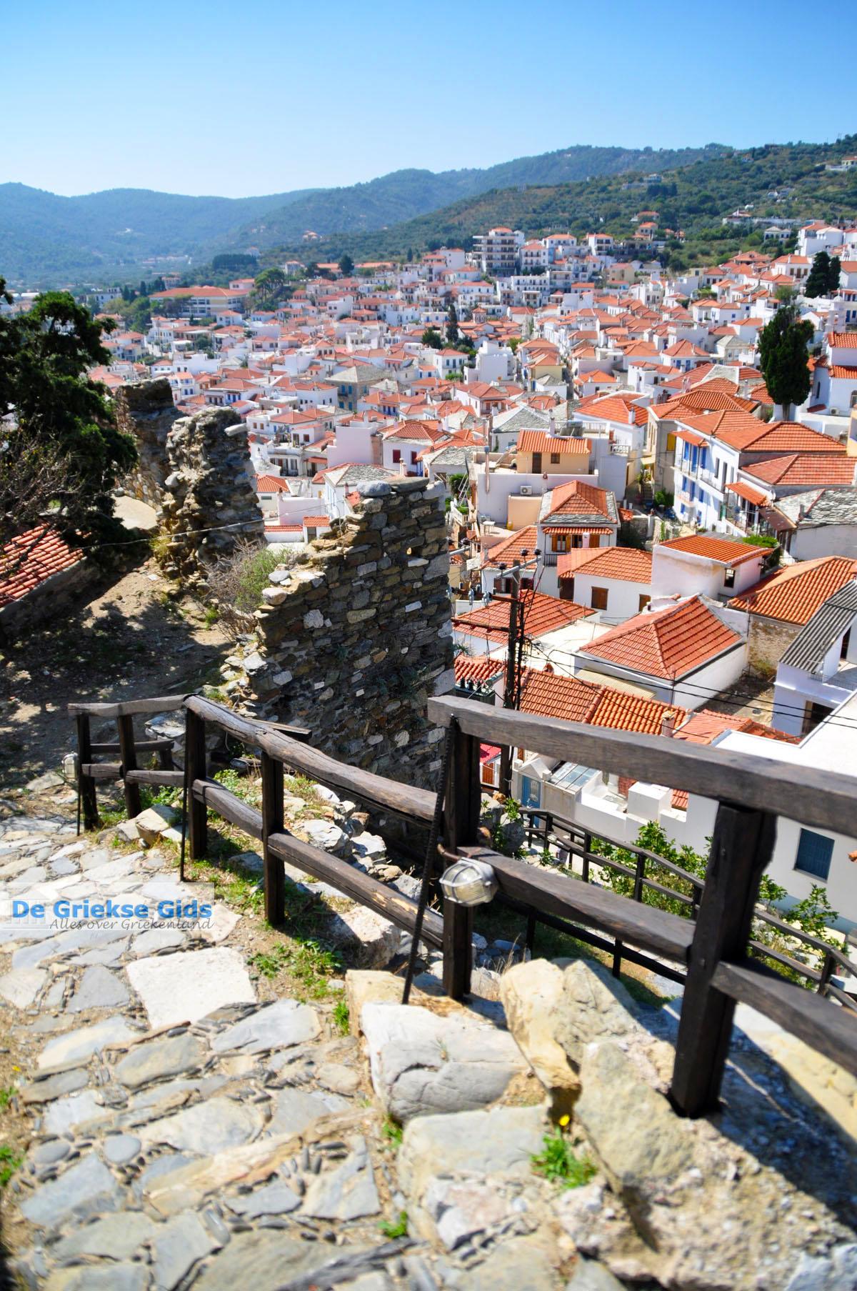 foto Skopelos stad | Sporaden Griekenland foto 61
