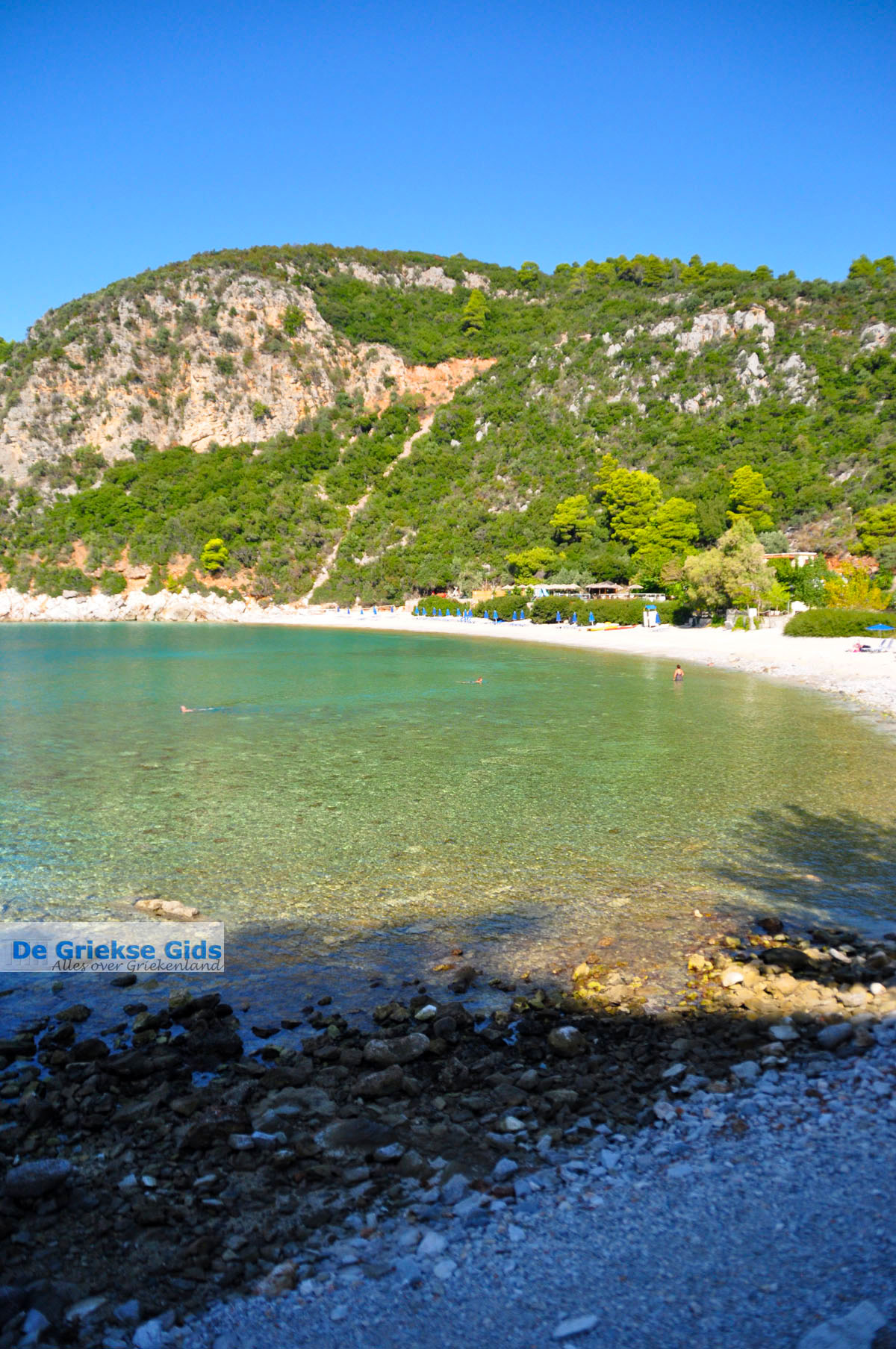 foto Limnonari bij Agnontas | Skopelos Sporaden | De Griekse Gids foto 3