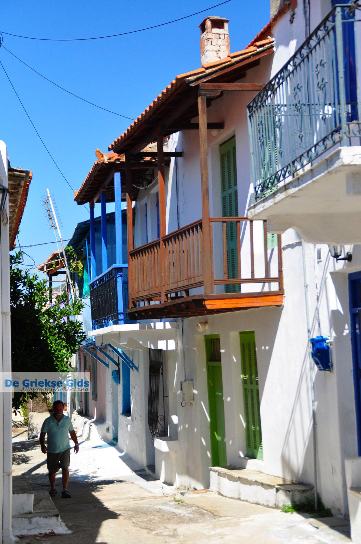 foto Palio Klima (Oud Klima)   Skopelos Sporaden Griekenland foto 8