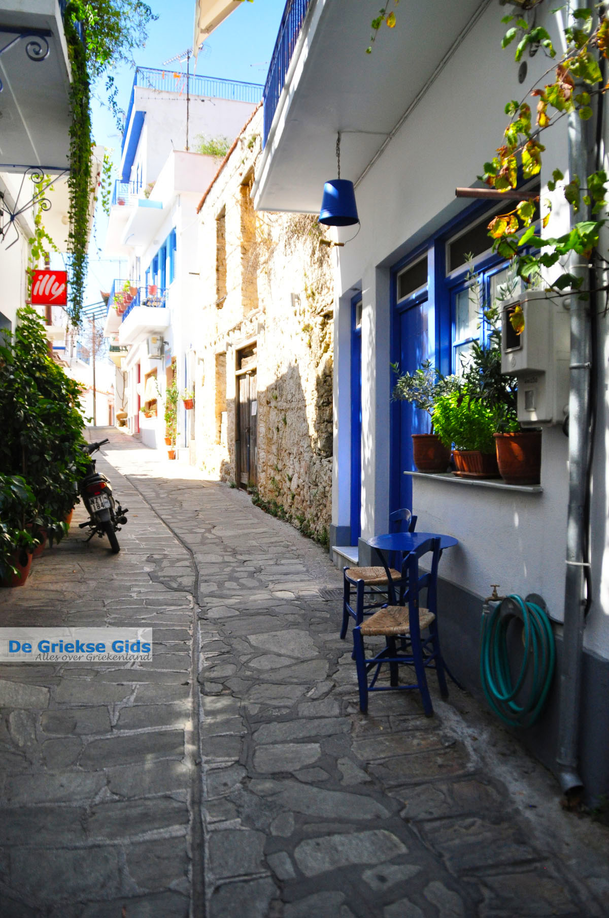 foto Glossa   Skopelos Sporaden Griekenland foto 13