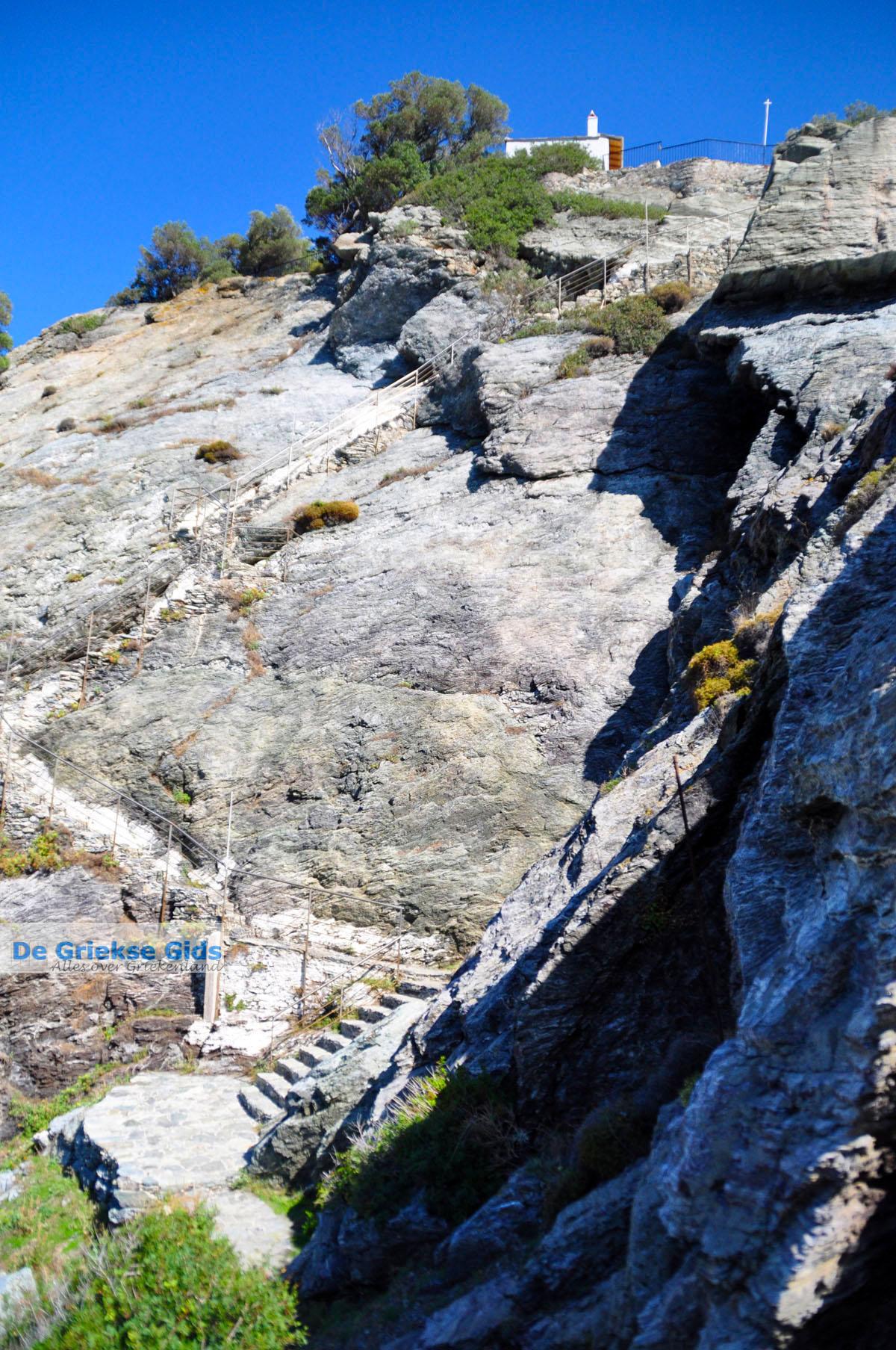 foto Agios Ioannis Kastri   Mamma Mia kerkje Skopelos   Sporaden Griekse Gids 42