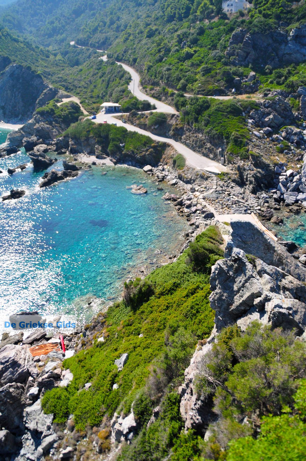 foto Agios Ioannis Kastri | Mamma Mia kerkje Skopelos | Sporaden Griekse Gids 45