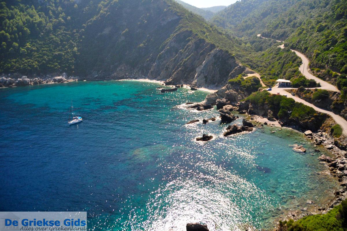 foto Agios Ioannis Kastri   Mamma Mia kerkje Skopelos   Sporaden Griekenland 51