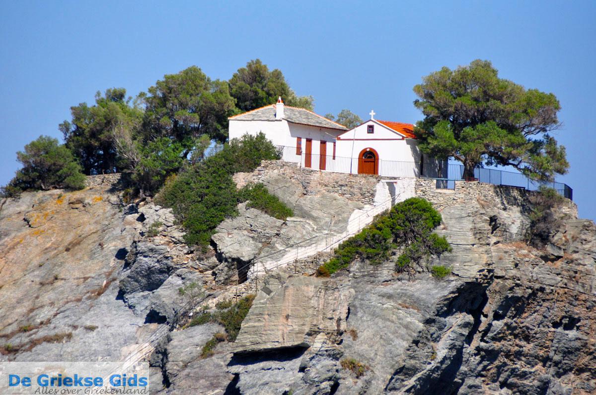 foto Agios Ioannis Kastri   Mamma Mia kerkje Skopelos   Sporaden Griekenland 74