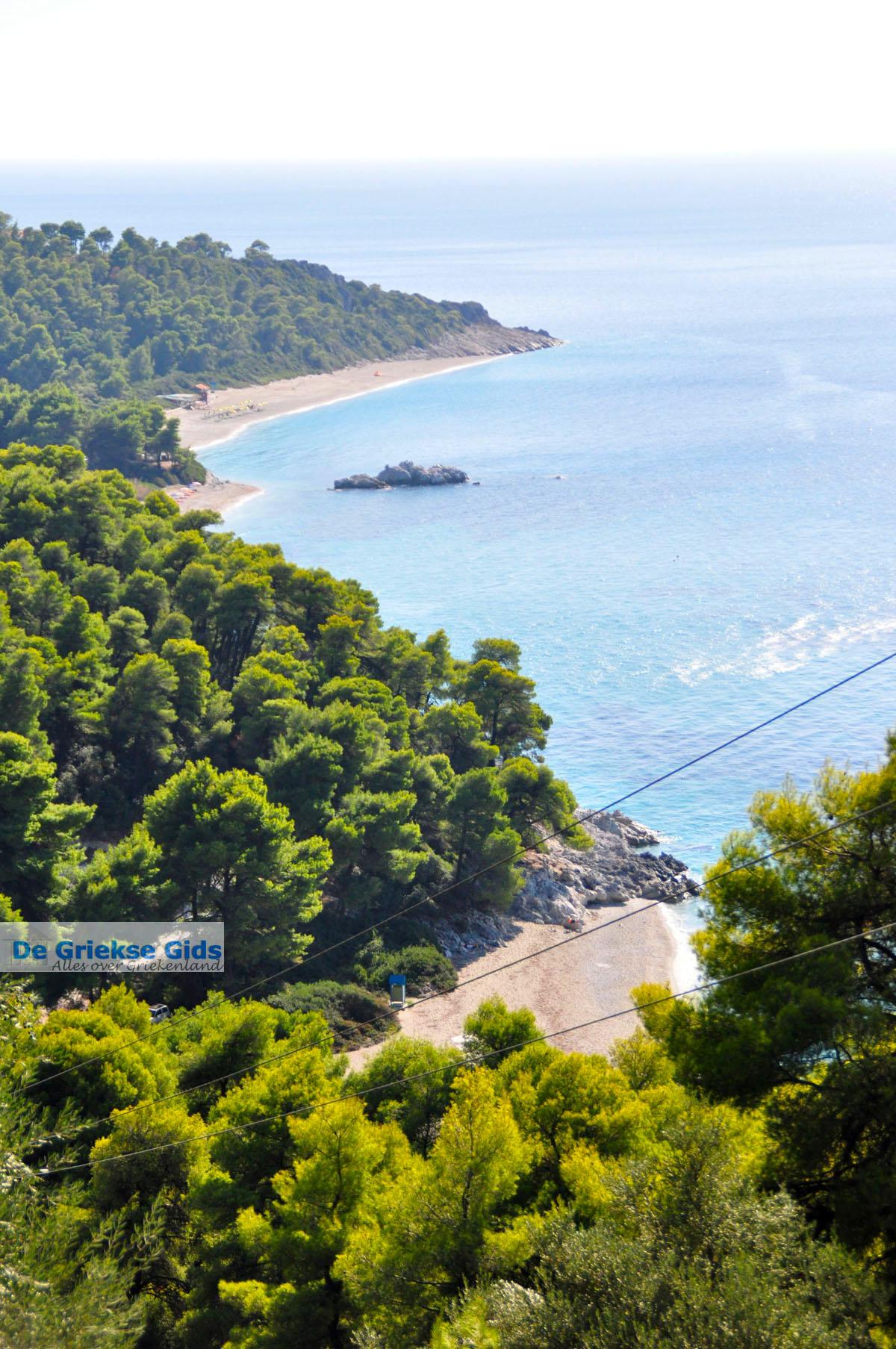 foto Stranden Kastani en Milia |Skopelos Sporaden Griekenland foto 5