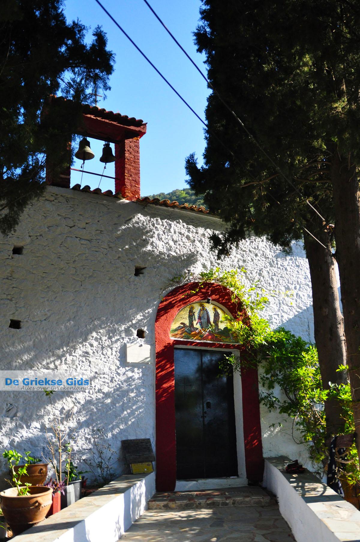 foto Klooster Metamorfoseos Skopelos   Sporaden Griekenland foto 2