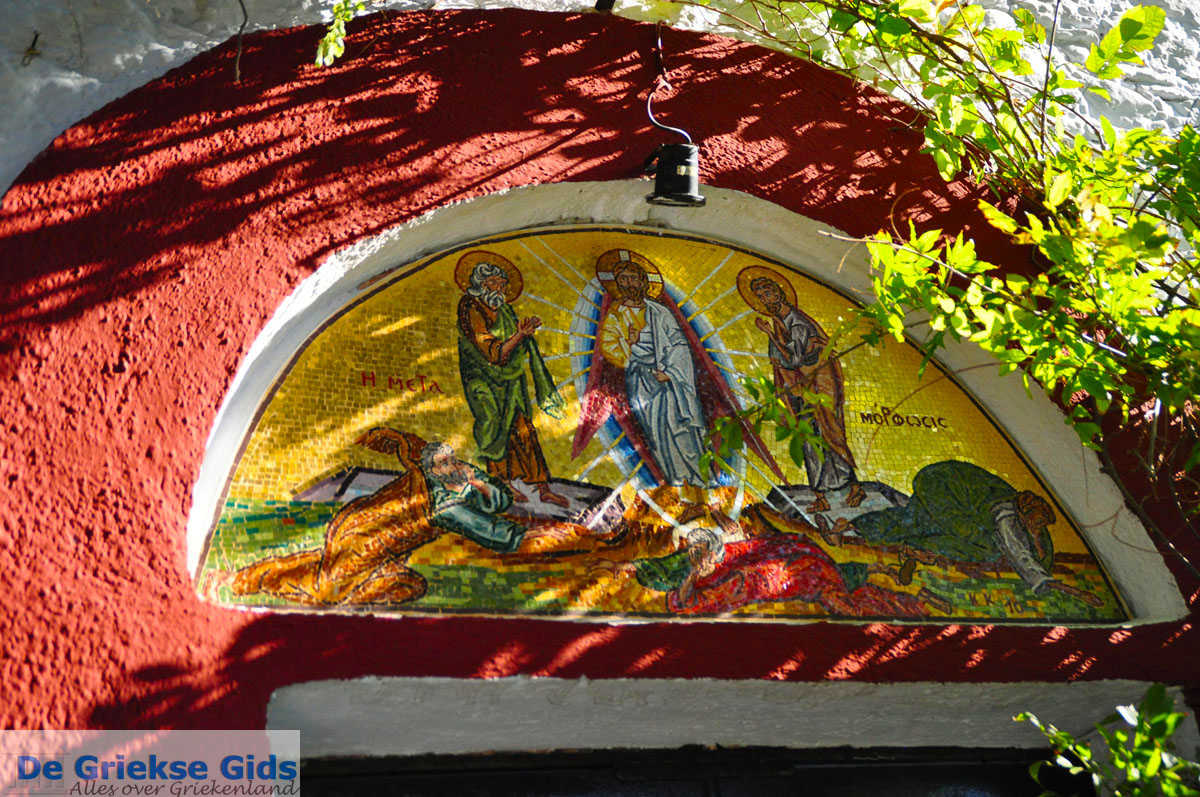 foto Klooster Metamorfoseos Skopelos | Sporaden | De Griekse Gids foto 4