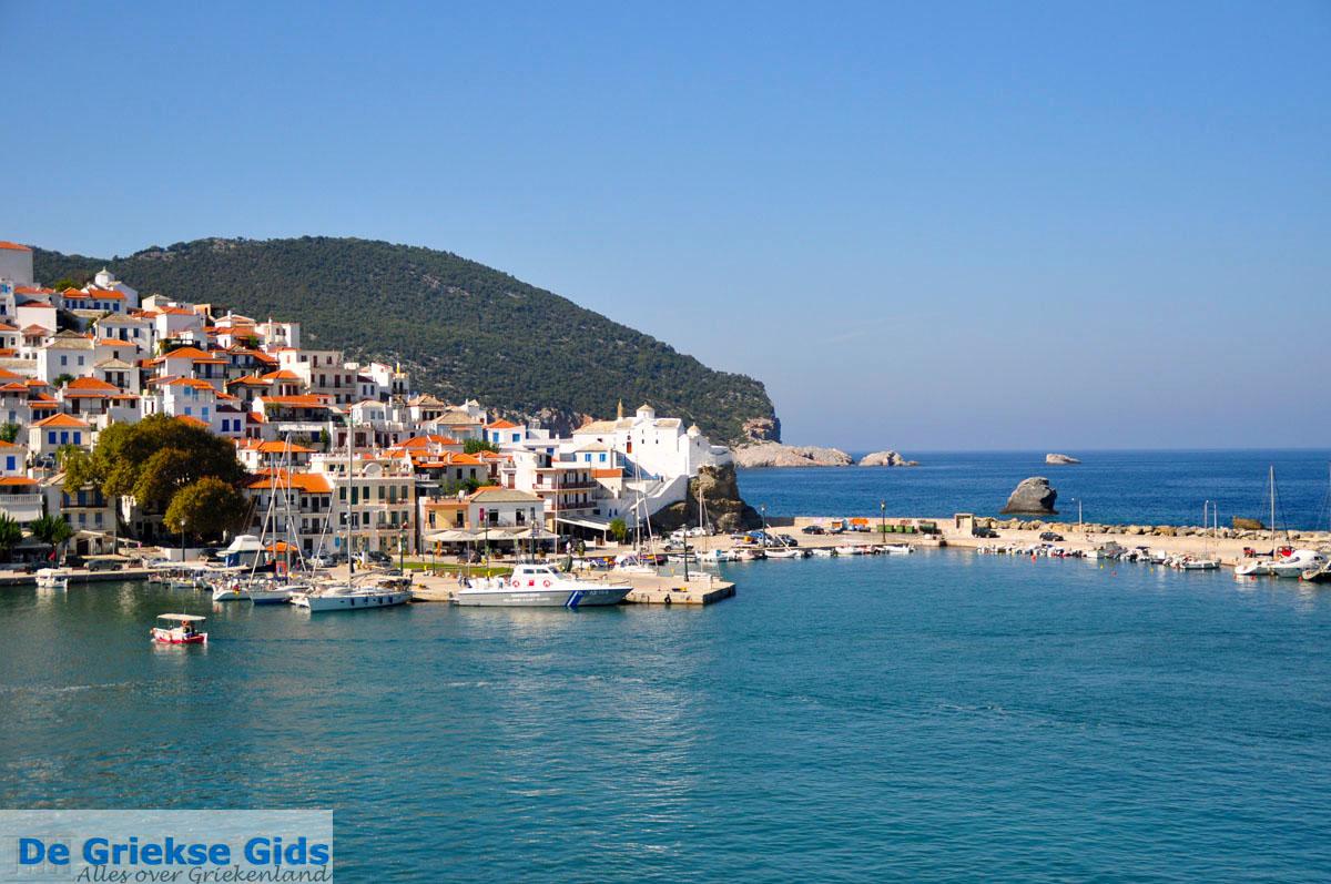 foto Skopelos stad   Sporaden Griekenland foto 96