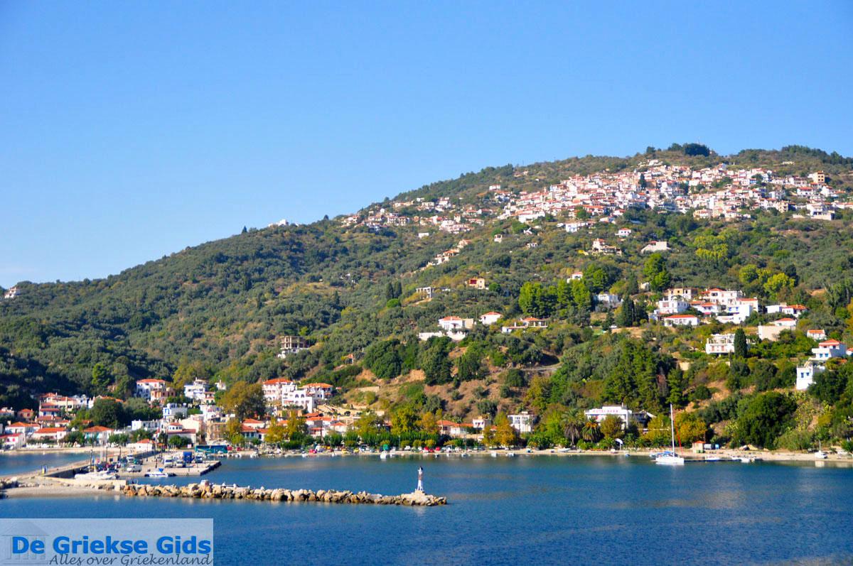 foto Glossa en haven Loutraki Skopelos   Sporaden   De Griekse Gids foto 16