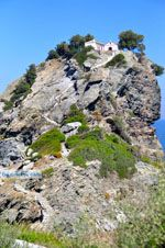 Agios Ioannis Kastri | Mamma Mia kerkje Skopelos | Sporaden Griekse Gids 32 - Foto van De Griekse Gids