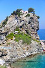 Agios Ioannis Kastri | Mamma Mia kerkje Skopelos | Sporaden Griekse Gids 33 - Foto van De Griekse Gids