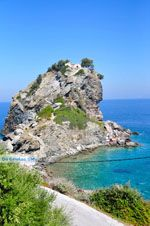 Agios Ioannis Kastri | Mamma Mia kerkje Skopelos | Sporaden Griekse Gids 34 - Foto van De Griekse Gids