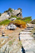 Agios Ioannis Kastri | Mamma Mia kerkje Skopelos | Sporaden Griekse Gids 41 - Foto van De Griekse Gids