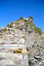 Agios Ioannis Kastri | Mamma Mia kerkje Skopelos | Sporaden Griekse Gids 62 - Foto van De Griekse Gids