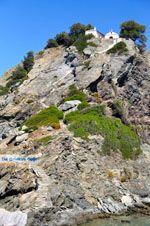 Agios Ioannis Kastri | Mamma Mia kerkje Skopelos | Sporaden Griekse Gids 65 - Foto van De Griekse Gids