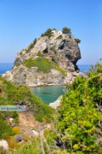 Agios Ioannis Kastri | Mamma Mia kerkje Skopelos | Sporaden Griekse Gids 72 - Foto van De Griekse Gids