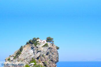 Agios Ioannis Kastri | Mamma Mia kerkje Skopelos | Sporaden Griekse Gids 37 - Foto van De Griekse Gids