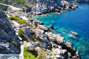Agios Ioannis Kastri | Mamma Mia kerkje Skopelos | Sporaden Griekse Gids 44 - Foto van De Griekse Gids