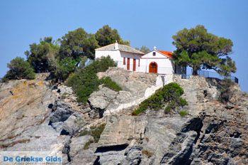 Agios Ioannis Kastri   Mamma Mia kerkje Skopelos   Sporaden Griekenland 74 - Foto van De Griekse Gids