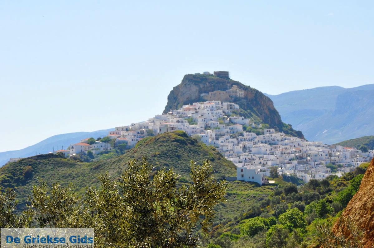 foto Skyros stad   Skyros Griekenland foto 2