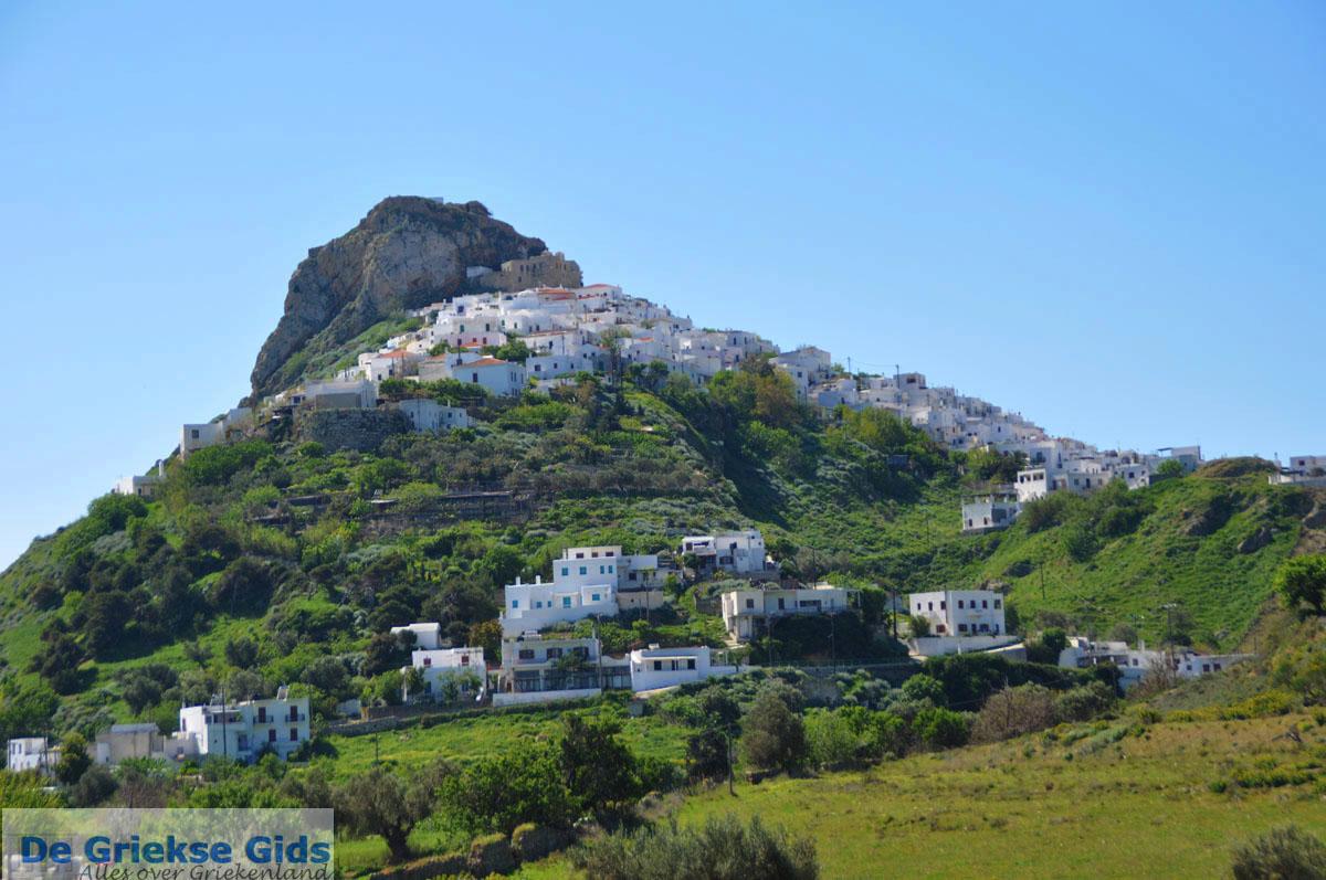 foto Skyros stad   Skyros Griekenland foto 5