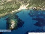Luchtfoto Agios Petros Skyros | Griekenland - Foto van Kyriakos Antonopoulos
