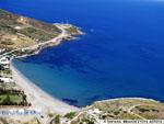 Luchtfoto Aspous Skyros | Strand Mealos | Griekenland - Foto van Kyriakos Antonopoulos