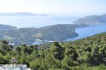 Uitzicht op baai Pefkos | Agios Panteleimon | Skyros - Foto van De Griekse Gids