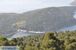 Uitzicht op baai Pefkos | Agios Panteleimon | Skyros foto 2 - Foto van De Griekse Gids