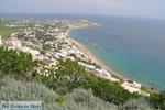 Uitzicht op Molos en Magazia | Skyros stad foto 3 - Foto van De Griekse Gids