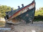 JustGreece.com Oud bootje Skyros | Griekenland - Foto van Kyriakos Antonopoulos