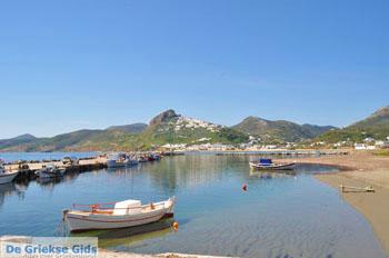 Molos en Magazia bij Skyros stad | Skyros Griekenland foto 1 - Foto van De Griekse Gids