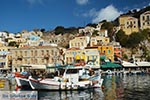 Symi stad - Symi Dodecanese foto 21 - Foto van De Griekse Gids