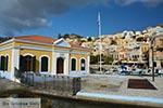 Symi stad - Symi Dodecanese foto 23 - Foto van De Griekse Gids