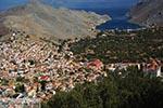 Symi stad en Pedi - Dodecanese foto 1 - Foto van De Griekse Gids