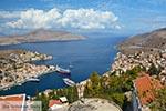Symi stad - Symi Dodecanese foto 54 - Foto van De Griekse Gids