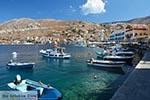 Symi stad - Symi Dodecanese foto 108 - Foto van De Griekse Gids