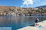 Symi stad - Symi Dodecanese foto 124 - Foto van De Griekse Gids