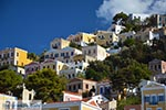 Symi stad - Symi Dodecanese foto 130 - Foto van De Griekse Gids