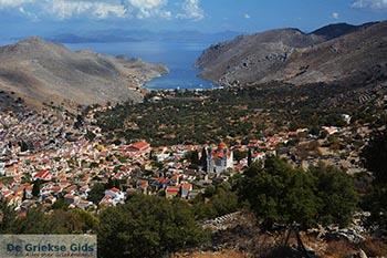 Symi stad en Pedi - Dodecanese foto4 - Foto van De Griekse Gids